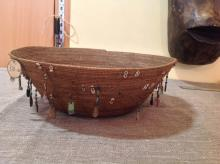 Coast Miwok Ceremonial Basket